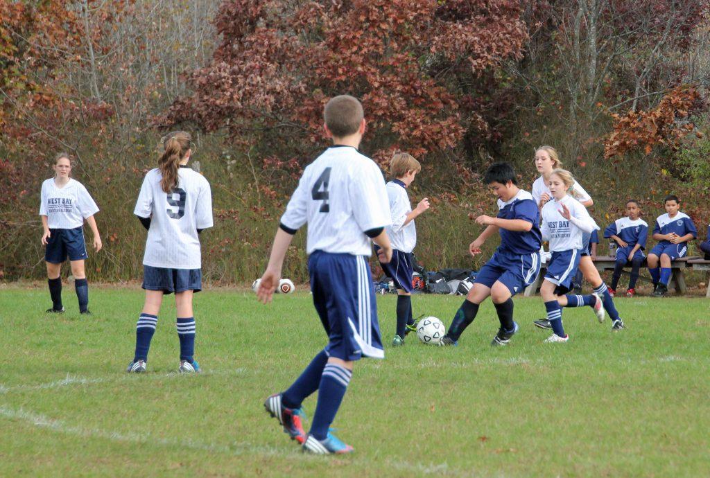 west bay soccer team